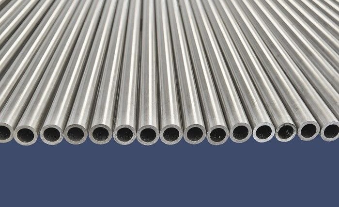 Bright Annealing Seamless Steel Tube φ80 Outer Diameter For Telescopic Cylinders