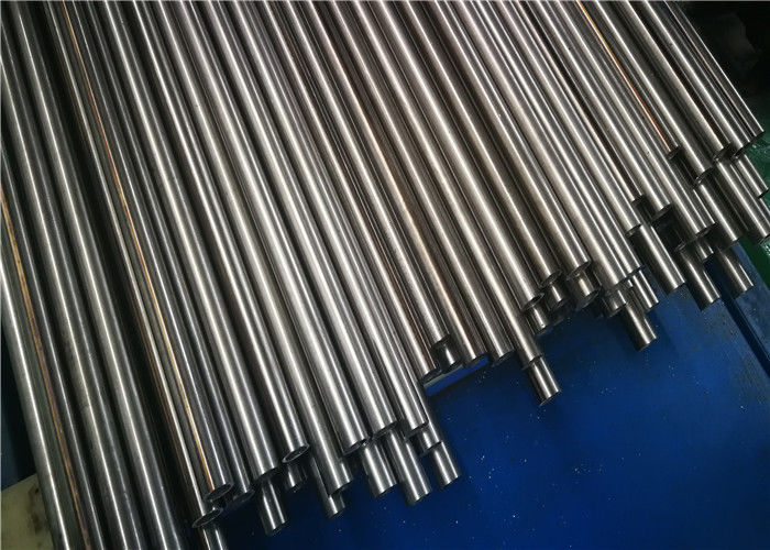 15mm Thickness Precision Steel Tube , ERW Steel Tube For Water Transport